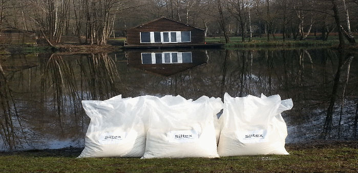 siltex treatment still in bags